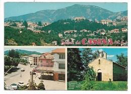 Casina (RE) - Viaggiata - Italy