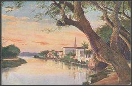 Mahmudie-Kanal, Alexandrien, C.1905-10 - AK - Alexandria