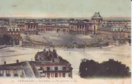 CPA - 77. VERSAILLES Le Château Vue Générale - Versailles (Château)