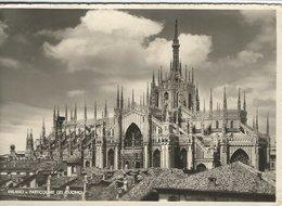 Milano - Particolare Del Doumo. Sent To Denmark 1938.   B-3287 - Churches & Cathedrals