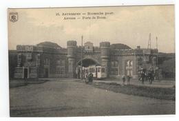 ANTWERPEN - Boomschepoort. (met Tram 4  / 446 ) - Antwerpen
