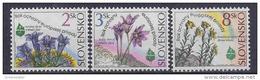 Slovakia 1995 Nature Protection 3v ** Mnh (41094B) - Slowakije