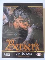 Berserk - L'intégrale édition Gold 9 DVD - Manga