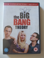The Big Bang Theory The Complete First Season - Séries Et Programmes TV