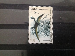 Cuba - Dinosauriërs (15) 2013 - Gebruikt
