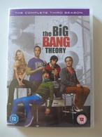 The Big Bang Theory The Complete Third Season - Séries Et Programmes TV