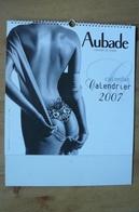 Calendrier AUBADE 2007 Lingerie Sexy - Erotique - Calendars