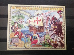 Cuba - Sheet Sigarenfestival (1) 2003 - Gebruikt