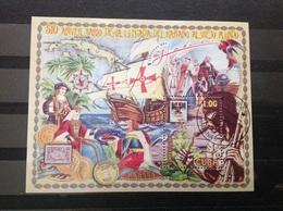 Cuba - Sheet Sigarenfestival (1) 2003 - Cuba