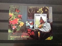 Cuba - Sheet Vlinders (1) 2003 - Cuba