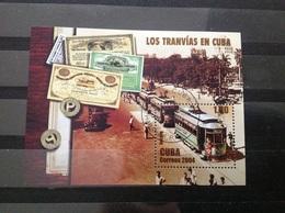 Cuba - Sheet Trams (1) 2004 - Cuba