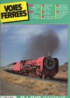 Revue Voies Ferrées N° 059 Bellegarde-La Cluse, Voie Ferrée Landes, Paris-Clermont, Toulouse, Lyon-Mouche Etc.... - Railway & Tramway