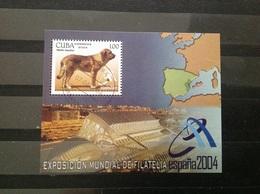 Cuba - Sheet Espana'04 (1) 2004 - Cuba