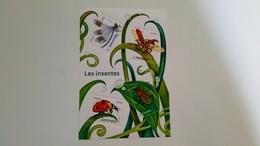 2017 - Série Nature XXXI - Insectes De Nos Jardins - Blocs & Feuillets