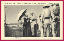 CPA Religion - Congrégation Des Sœurs De Saint-Paul De Chartres - Tonkin - Hanoï - Sœur Antoine - Iglesias Y Las Madonnas