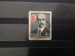 Cuba - José Lanuza (4) 1958 - Cuba