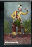 BURMA/ MYANMAR Aye Sein Famous Actress Ca 1910 OLD POSTCARD 2 Scans - Myanmar (Burma)