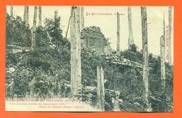 """CPA 88 Le Spitzemberg """" Chateau En Souvenir Des Vaillants Du 152° Regiment.. """" - Autres Communes"""