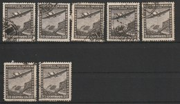 MiNr. 202 Chile / 1934/1952. Flugpost-Auslandsdienst: Landesmotive. - Chile