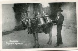 ESPAGNE(GRANADA) TYPE(ANE) - Granada