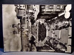 (FG.M09) ROMA - PIAZZA DI SPAGNA - TRINITà DEI MONTI (viaggiata 1963) - Places & Squares