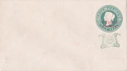 """Entier Postal India Postage - """" Gwalior State""""  Enveloppe Half Anna - Etat Neuf - Enveloppes"""