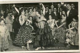 ESPAGNE(ANDALUCIA) TYPE - Espagne