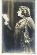 10661  - Spectacle / Artiste  -  SARAH BERNHARDT :  Opéra  , Théatre  Circulée En 1906 - Opera