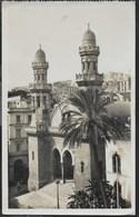 ALGERIA - ALGERI - LA CATTEDRALE - FORMATO PICCOLO - ED. SAPHOFRANCE - SCRITTA AL RETRO 1948 - Algeri