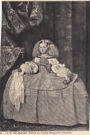 CPA FINE ARTS, PAINTINGS, VELASQUEZ- PORTRAIT OF INFANT MARGUERITE OF AUSTRIA - Paintings
