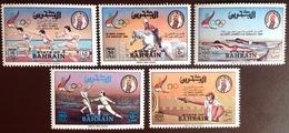 Bahrain 1984 Olympic Games MNH - Bahreïn (1965-...)