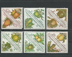 GABON  Scott J34-J45 Yvert Taxe 34-45 * Cote 5,20  $ 1962 - Gabon (1960-...)