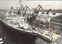 Poland. Gdynia. The Passinger M/S `Batory` - Sin Clasificación