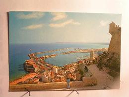 Alicante - Vue Du Port ..... - Alicante