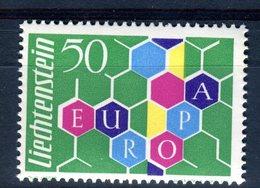 Liechtenstein - N° Yvert 355 - Europa - Neuf Luxe ** Cote 150€  - O 373 - Liechtenstein