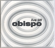 OBISPO - LIVE 98 - (SONY 1998) (2 CD ALBUM) - Music & Instruments
