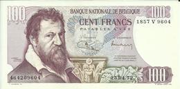 BELGIQUE , 100 Francs , Type Lombard , N° World Paper Money : 134 B , Etat SUP - [ 2] 1831-... : Royaume De Belgique
