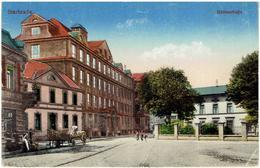 STERKRADE - Oberhausen - Hüttenstrasse - Militär Post 1923 - Poste Militaire - Oberhausen