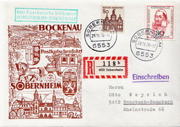 Postal History Cover: Germany Stamp On R Cover - Post