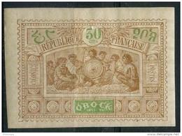 Obock (1894) N 55 * (charniere) - Unused Stamps