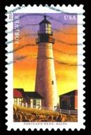 Etats-Unis / United States (Scott No.4791 - Forts / Lighthouses)+ (o) - Gebruikt