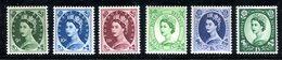 Royaume Uni - N° Yvert  Entre 271/278  - 6 Valeurs Luxe - Cote 140€ - O 381 - 1952-.... (Elizabeth II)