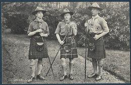 Scottish Scouts - Scoutisme