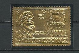 GABON  Scott C39 Yvert PA41 ** (1) Cote 75,00  $ 1965 - Gabon (1960-...)
