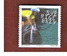 SVEZIA (SWEDEN) - SG 2037  -   1999  SPORTS: BIKE      -   USED° - Suède
