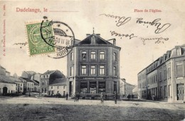 Luxembourg - Dudelange - Place De L' Eglise - Dudelange