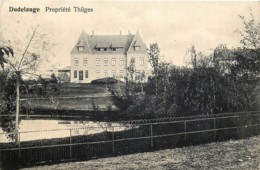 Luxembourg - Dudelange - Propriété Thilges - Dudelange