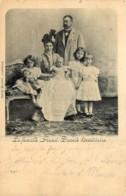Luxembourg - La Famille Grand-Ducale Héréditaire - Edit. Ch. Bernhoeft - Famille Grand-Ducale