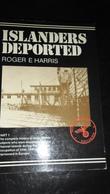 ISLANDERS DEPORTED - Guerra 1939-45