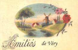 55 - Meuse / Fantaisie - CPM Format Cpa - Format 14 X 9 Cm - Carte Postale Moderne - 554850 - Véry - France